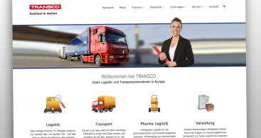 Transco_Webseite